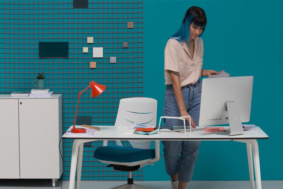 kvalitna kancelarska stolicka od actiu je zakladom pre zdravie